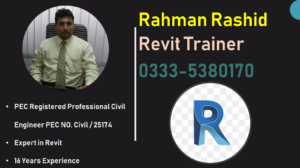 revit software training courses in Lahore